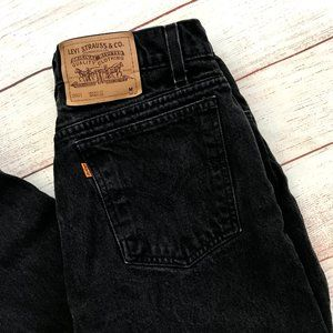 Vintage Levi's 921 Tapered Fit Tapered Leg Jeans